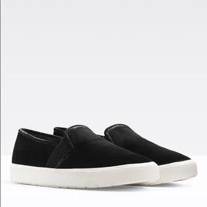 8ccf3b416d04 Vince Shoes - MAJOR SALE!! NIB VINCE velvet slip on sneakers
